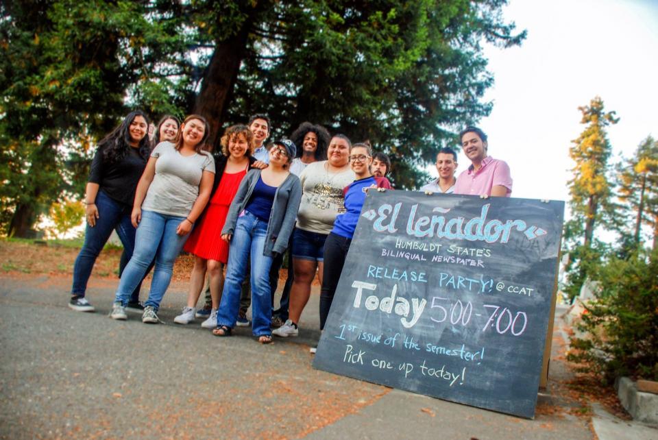 Staff of El Leñador